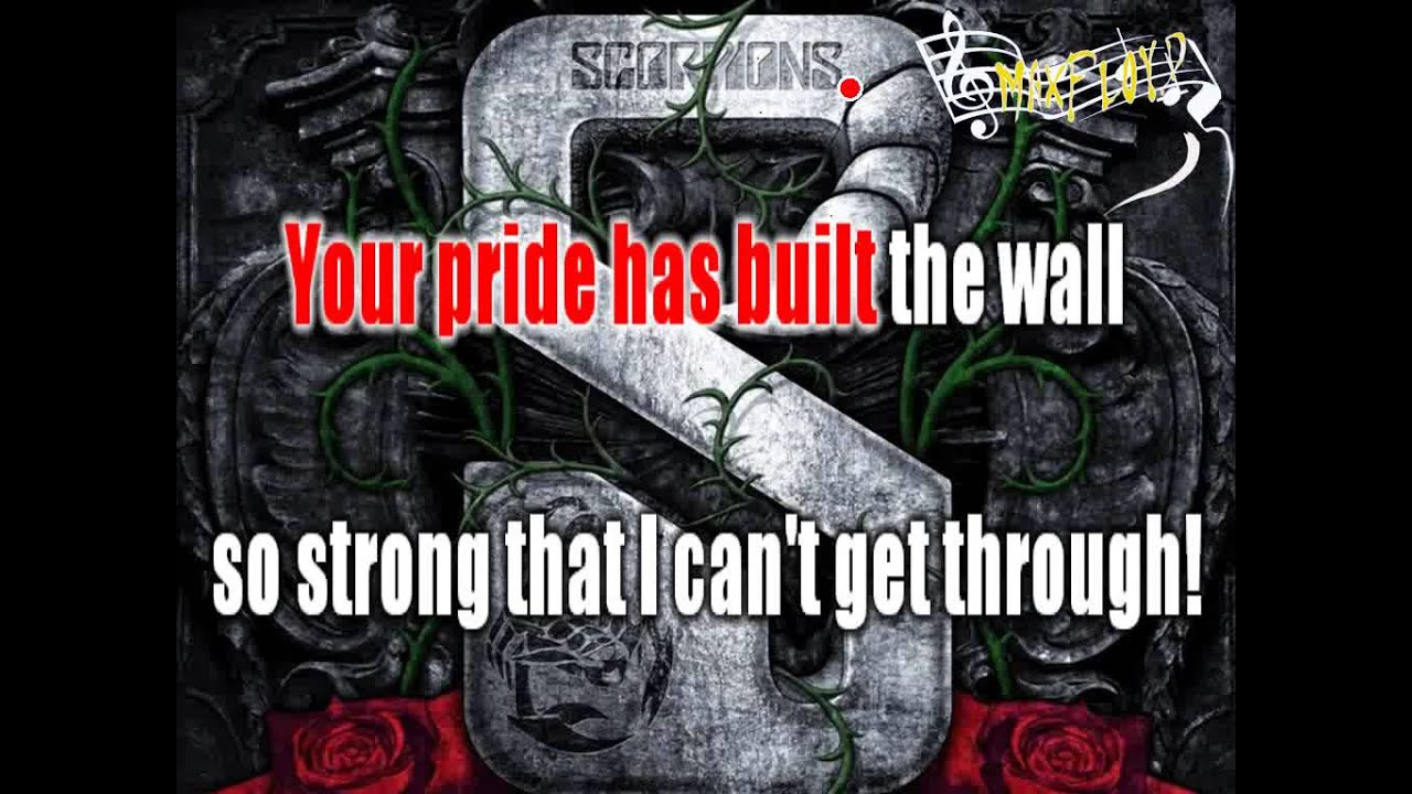 Scorpions I Still Loving You Karaoke Youtube
