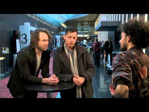 Interview Elmer Bäck & Luis Alberti 'Eisenstein in Guanajuato'