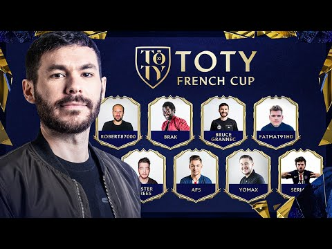 TOTY FRENCH CUP !