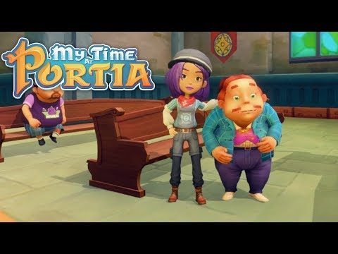A New Attraction!! - My Time at Portia (Alpha 6.0) – Part 173