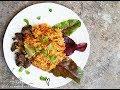 VEGAN SPANISH RICE - FAST EASY LOW FAT - PRESSURE COOKER - VLOG  | Connie's RAWsome kitchen