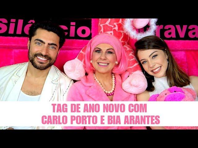 ESPECIAL ANO NOVO COM CARLO PORTO E BIA ARANTES