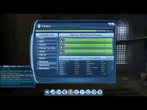 How to wear and earn titles in Dc Universe Online