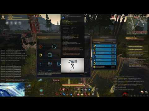 Black Desert: How To Attach Chat Text To Combat Skills