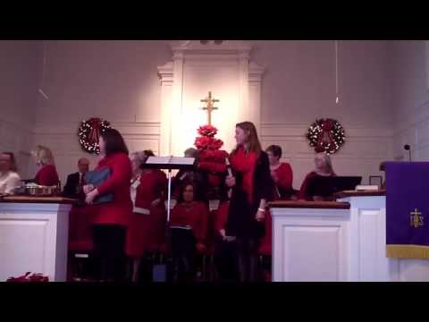 Christmas Cantata   We're Glad You Came 12 14 14 1