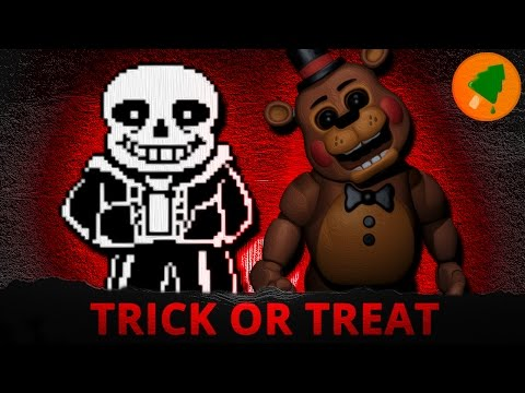 FNAF & Undertale: You've Been Tricked! - The Story You Never Knew