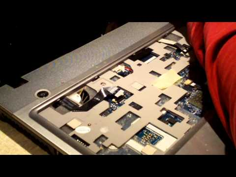 Repairing a loose power jack on a newer Lenovo Ideapad laptop