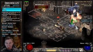 Diablo 2 - Baal Runs for Godly Drops!!!   02/11/2019