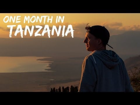 THE TANZANIA TRIP - From the Serengeti to Zanzibar!