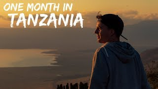 THE TANZANIA TRIP - From the Serengeti to Zanzibar