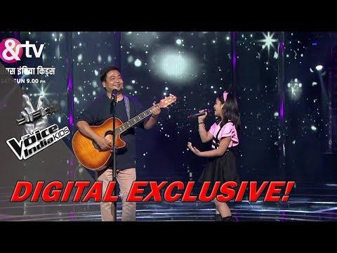 Shekinah Mukhiya Performs On Jab Koi Baat Bigad Jaye | Sneak Peek | The Voice India Kids - Season 2