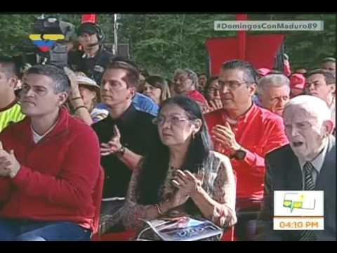 Maduro ampliará bases de la Constituyente para que haya referendo aprobatorio