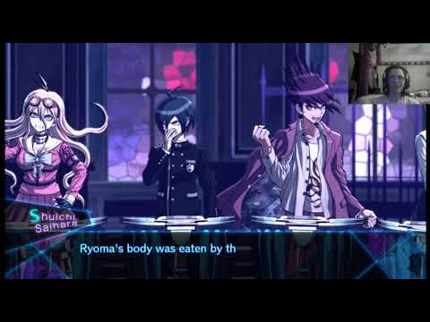 The Second Class Trial Is On The Debates Are On Again Danganronpa V3 Killing Harmony 14 Youtube Zerochan has 201 hoshi ryouma anime images, wallpapers, fanart, cosplay pictures, and many more in its gallery. youtube