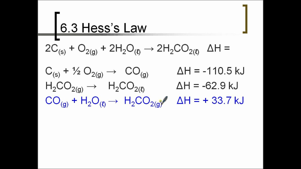hesss law lab essay Use the following search parameters to narrow your results: subreddit:subreddit find submissions in subreddit author:username find submissions by username site:examplecom.