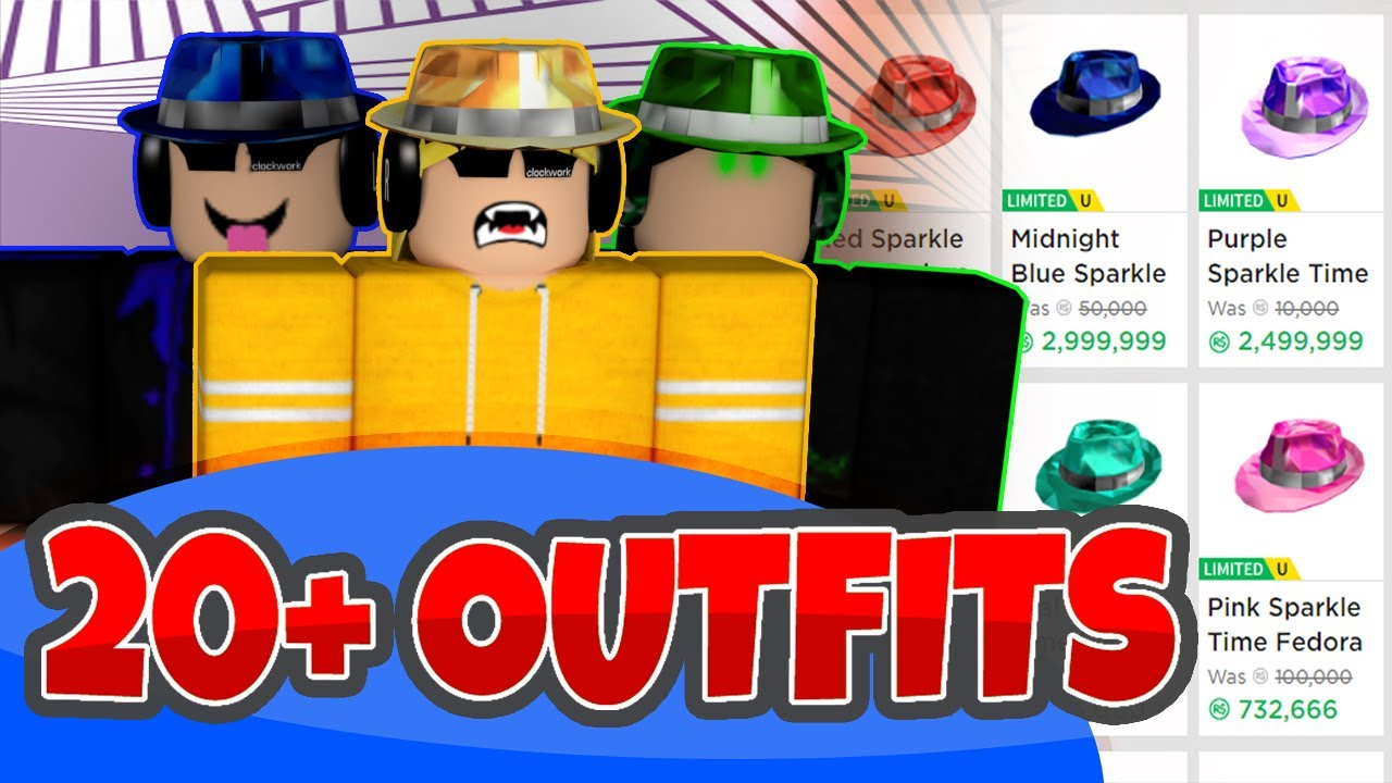 20 Rich Boy And Girl Sparkle Time Outfits Roblox Youtube