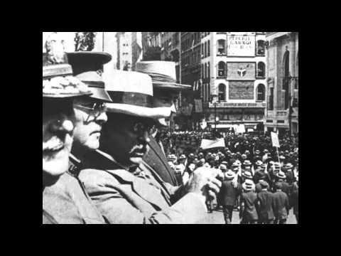 Ex-President Theodore Roosevelt, 1936