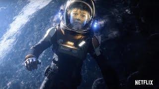Tráiler subtitulado Español de la serie Lost in Space - Estreno 13 Abril 2018 (Netflix)