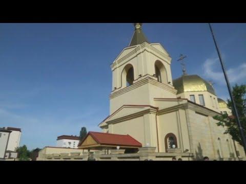 داعش يتبنى الهجوم على الكنيسة في عاصمة الشيشان