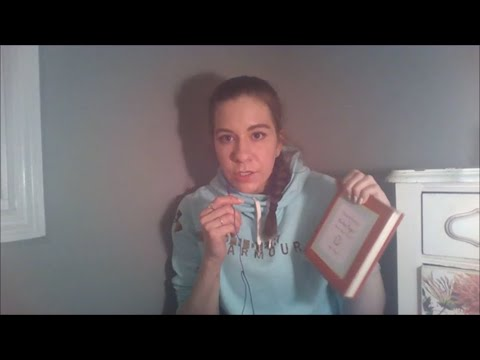 ASMR Whisper Reading Quotes From