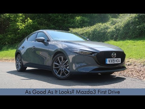 As Good As It Looks? Mazda3 First Drive