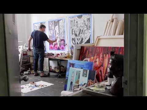 Saatchi Art Presents BRADLEY WOOD: DOMESTIC FICTIONS