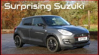 Suzuki Swift Boosterjet - The perfect young driver Hot-Hatch ?!
