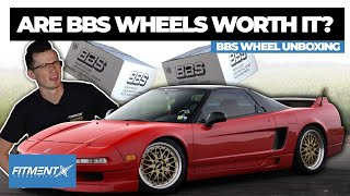 Are BBS Wheels Worth It? | BBS Wheels Unboxing