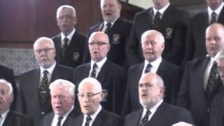 Yfory  sung by Cwmbach Male Voice Choir