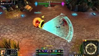 Myrmidon Pantheon League of Legends Skin Spotlight