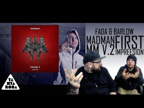PT1 REACTION / FIRST IMPRESSION - MADMAN - MM vl.2 | FADA & BARLOW