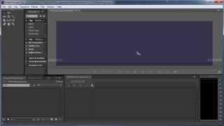 Урок №2 Создание проекта + рабочее пространство Adobe Premiere Pro