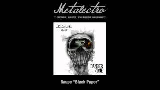 Raupe - Black Paper