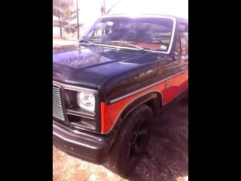 1985 Ford F 150 Explorer Youtube