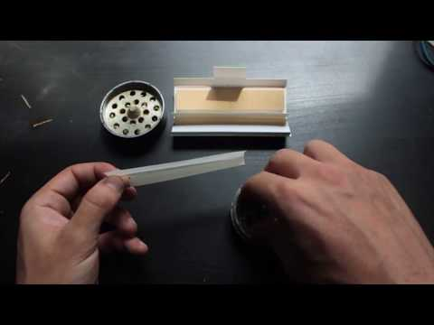 How to Roll a Joint ((Easy Way))