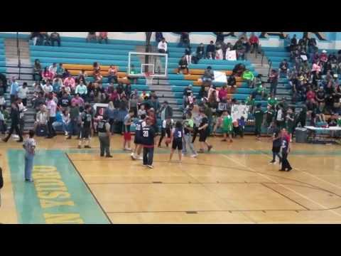 Hilltop vs East Hills Academy 3/7/17