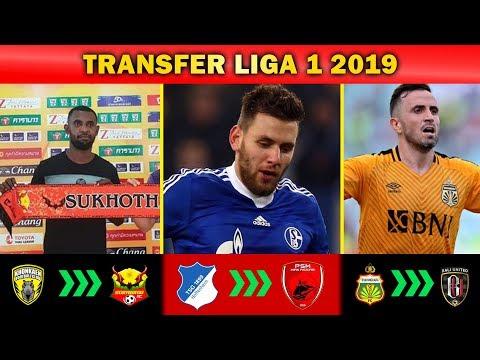 Update Transfer Pemain Liga 1 2019 (14 Desember 2018) - 동영상