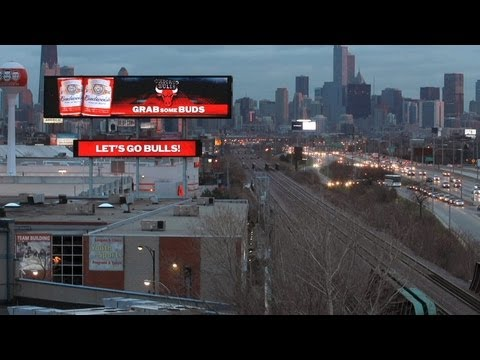 Rahm Emanuel Plans For More Electronic Billboards In Chicago