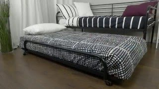 Metal Trundle for Daybed