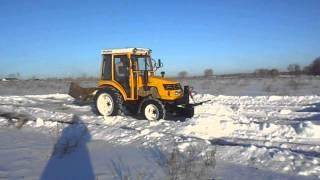 прибирання снігу дф 304 003