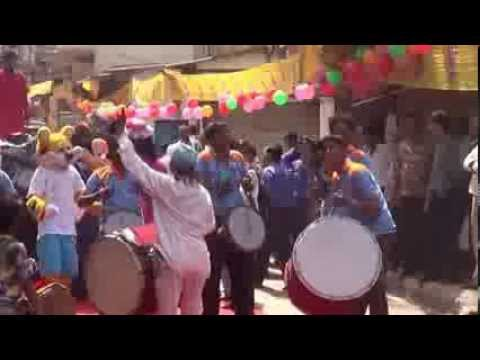 Nashik Dhol Travel Video