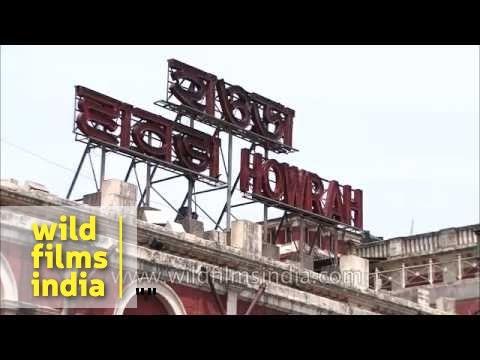 Howrah Railway Station - Kolkata