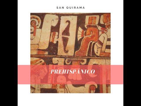 Santiago Quirama - Prehispánico Mixtape 2018 (Deep House, Medicine & Ethnic Music)