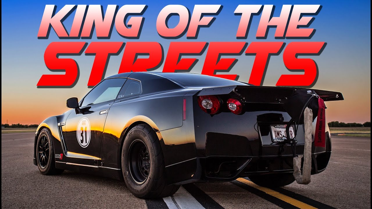 Ams Gt R Takes Down Three 2 000hp Lambos Youtube
