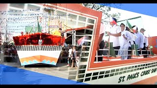 Saint Paul San Antonio, wagi sa Float Competetion ng Tambo Festival