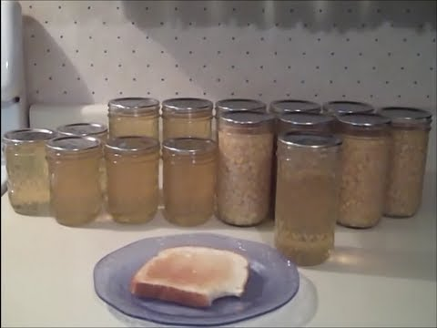 Canning Corn And Corn Cob Jelly