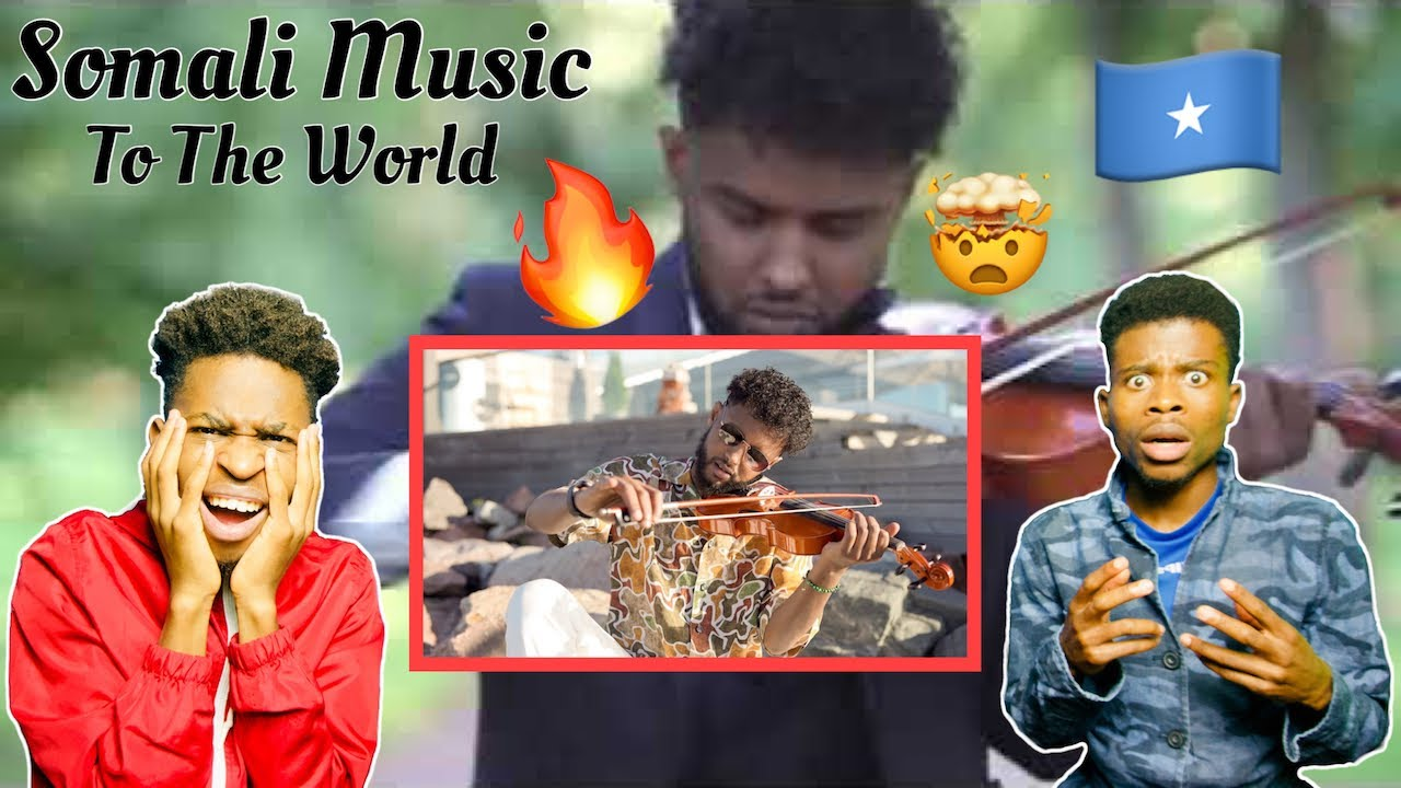 NEW SOMALI MUSIC 2020: GULLED SIMBA - MAR LA ARAG | OFFICIAL MUSIC VIDEO - REACTION VIDEO!