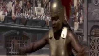TRABAJO EN EQUIPO GLADIADOR ,gladiador