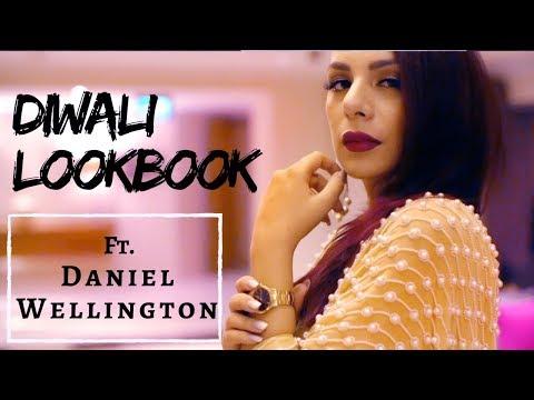 Diwali 2019 Outfit Ideas Ft. Daniel Wellington