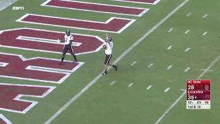 Gamecocks Theatrical Highlights:  South Carolina vs NC State Football