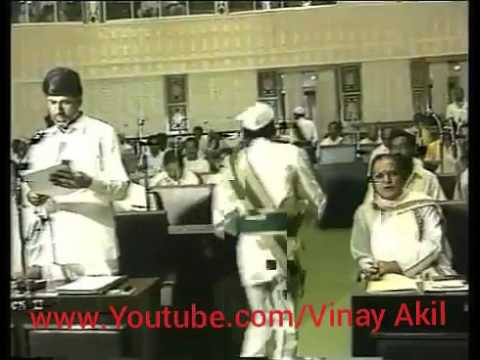 NTR in Assembly as a CM